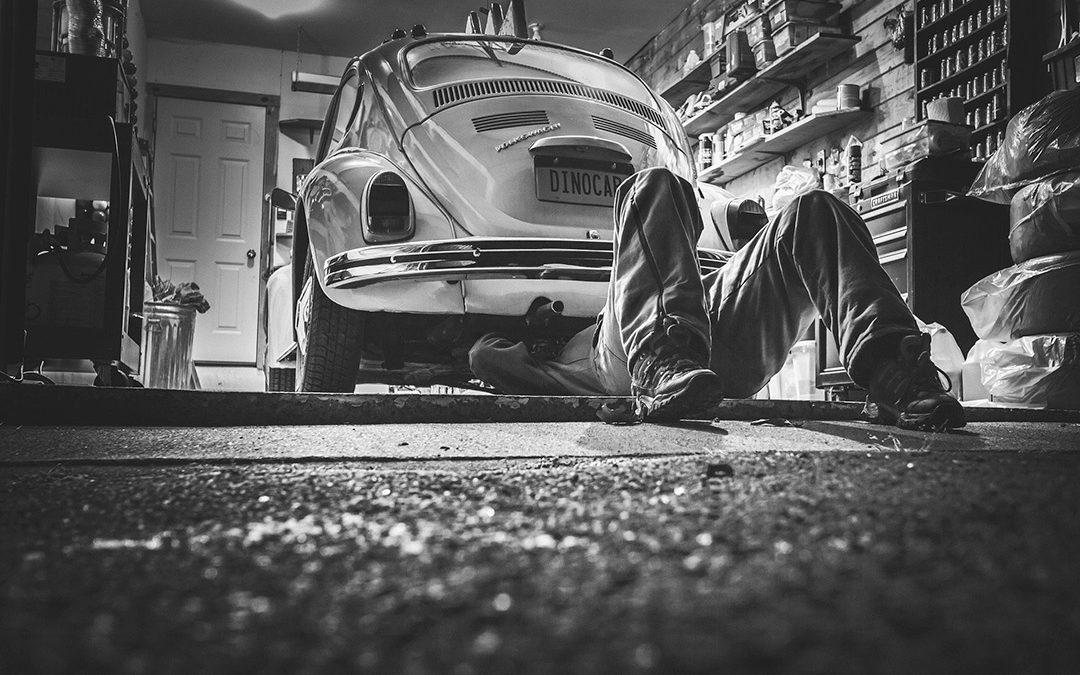 reparar mi coche